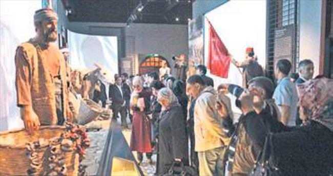 Milli Mücadele müzesi açıldı