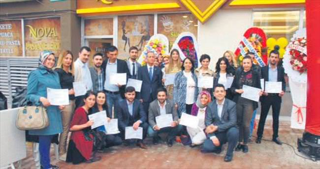 ESDER Başkanı Erçalık'tan girişimcilere tam destek