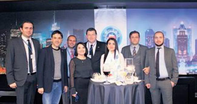 TÜGİAD üyeleri 9. TBN'de buluştu