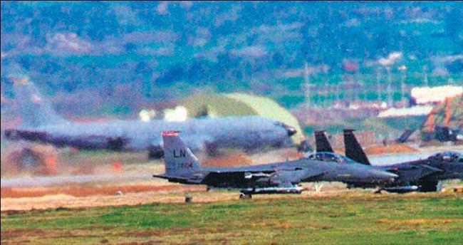 Türkiye tespit etti, koalisyon vurdu: 48 DAEŞ'li öldürüldü