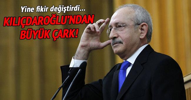 Kılıçdaroğlu'ndan büyük çark!