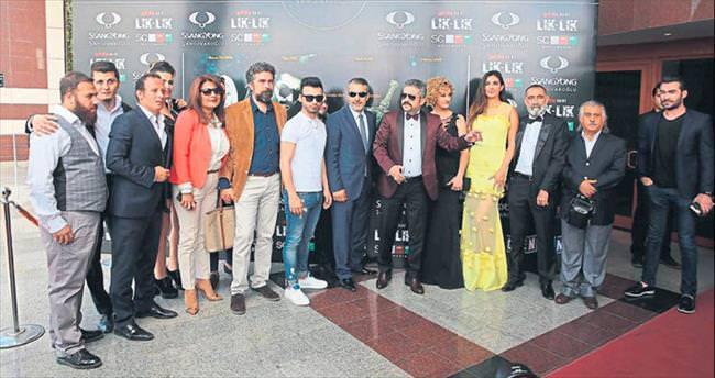 Dadaş Antalya'da gala yaptı