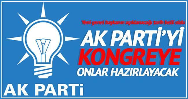 AK Parti'yi kongreye üst kurul hazırlıyor