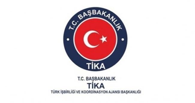 TİKA'dan Kabil'deki askeri liseye yardım