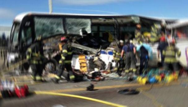 Çin'de trafik kazası: 7 ölü