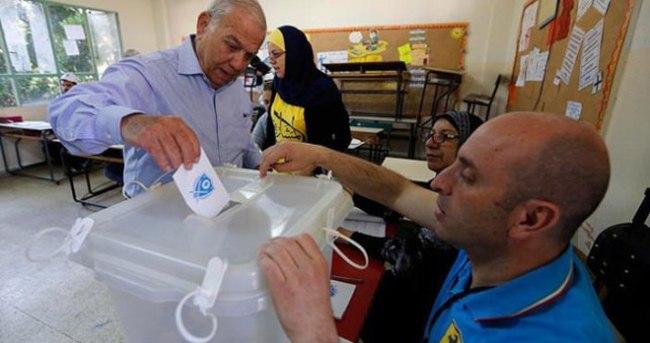 Lübnan'da belediye seçimleri