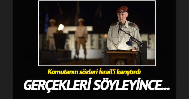 İsrailli general: Nazi Almanyası gibiyiz