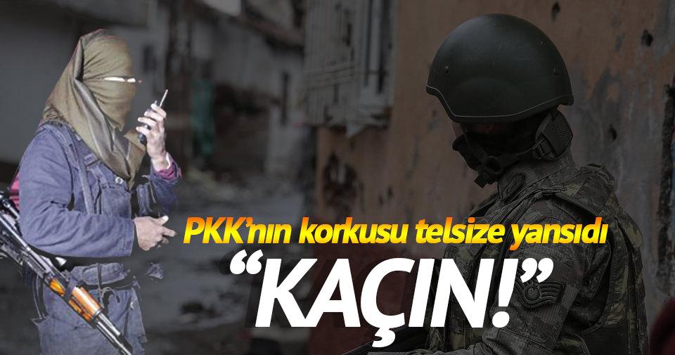 PKK'nın çemberi daralıyor