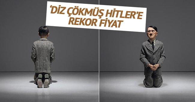 Hitler heykeli 17.2 milyon dolara alıcı buldu