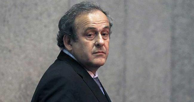 CAS, Platini'nin cezasını 4 yıla indirdi