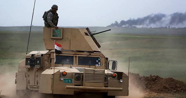 Musul'da 18 DAEŞ üyesi terörist öldürüldü