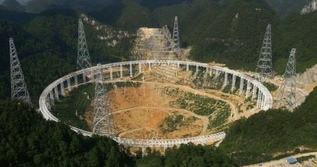 Bitince dünyanın en büyük teleskopu olacak