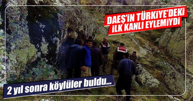 DAEŞ'in Türkiye'deki ilk saldırısıyla ilgili sıcak gelişme!