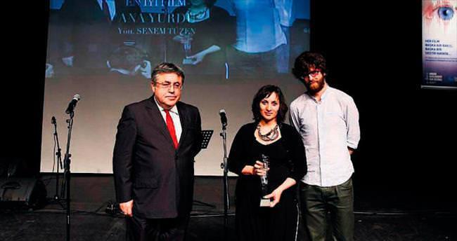 En iyi film ödülü Anayurdu'na