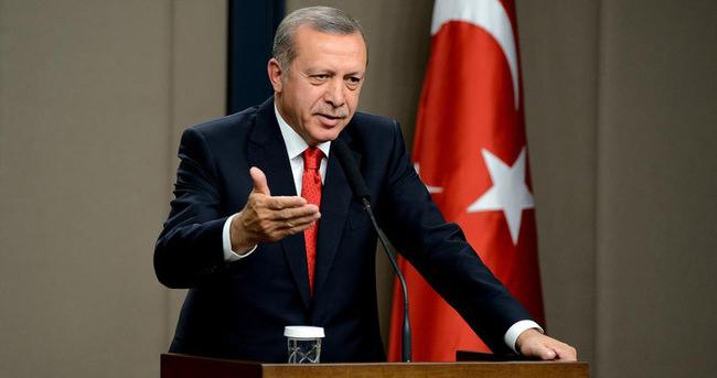 Erdoğan, kendisine hakaret eden Springer'e dava açtı