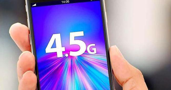 9,6 milyon kişi 4.5G'ye geçti