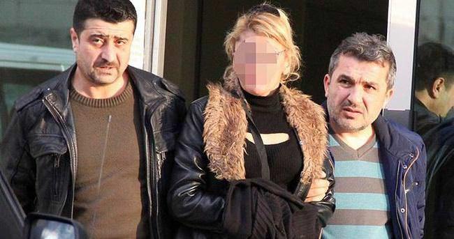 Sevgilisini tüfekle yaralayan kadın tahliye oldu