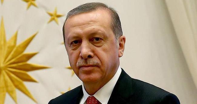 Erdoğan'dan Danıştay mesajı