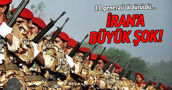 Suriye'de İran'a ağır darbe!