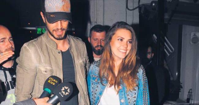 Murat Boz, sevgilisinin yaşgünü için şarkı besteledi