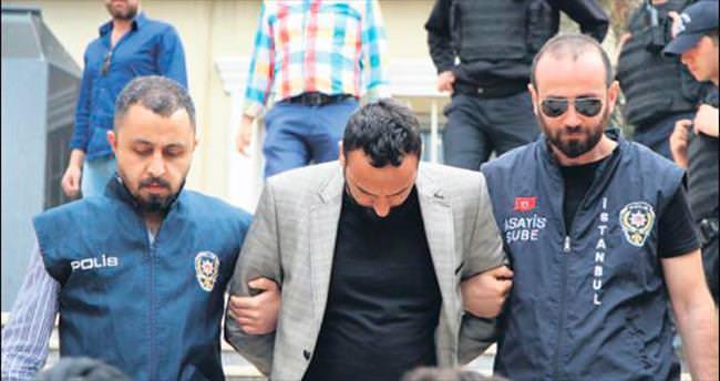 Dündar'a saldıran Şahin tutuklandı