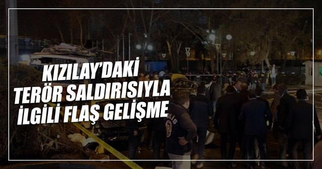 Ankara'daki terör saldırısıyla ilgili 4 gözaltı