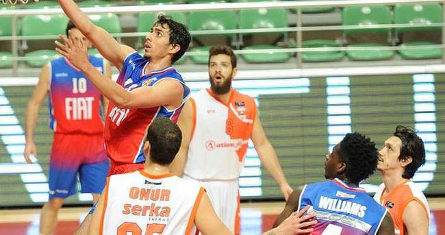 Türkiye Basketbol 1. Ligi'nde play-off heyecanı başlıyor