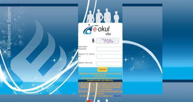 e-Okul VBS ile devamsızlık sorgulama ve yazılı sonuçları