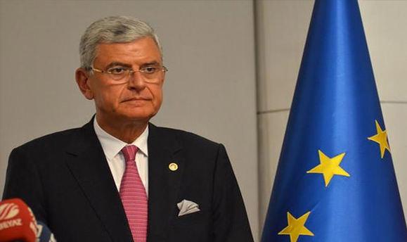 AB Bakanı Volkan Bozkır'dan önemli açıklamalar