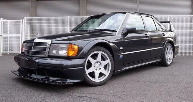 Bu nadir Mercedes'i daha önce gördünüz mü?