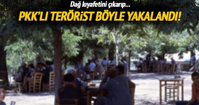 Bitlis'te PKK'lı terörist yakalandı
