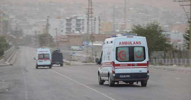 Şırnak'ta yaralanan polis şehit oldu