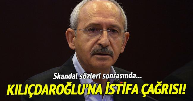 Bakan Tüfenkci, Kılıçdaroğlu'nu istifaya davet etti