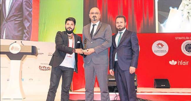 Genç Türkiye Zirvesi'nde TEMSA'ya birincilik ödülü