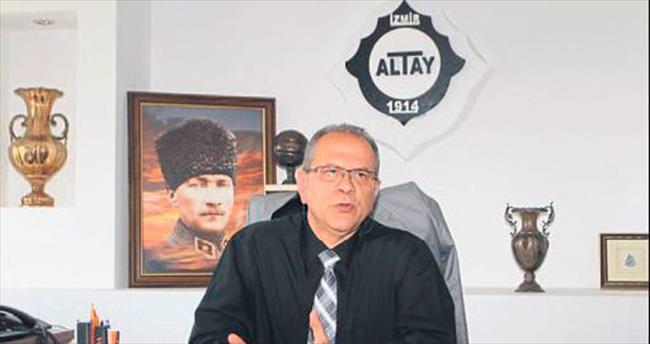 Altay'da şartlı evet