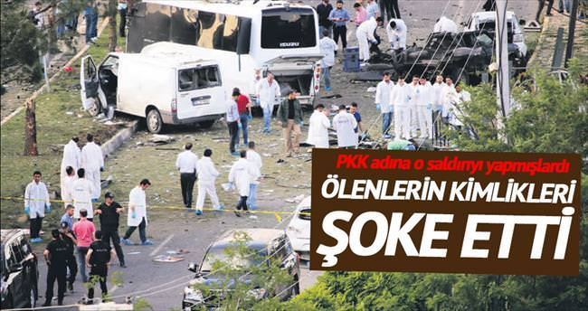 Ölenler, PKK'nın haraç timi çıktı