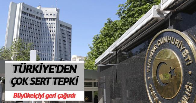 Türkiye, Dakka'daki elçisini geri çağırdı!