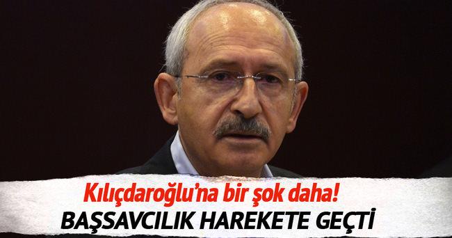 Kılıçdaroğlu hakkında soruşturma