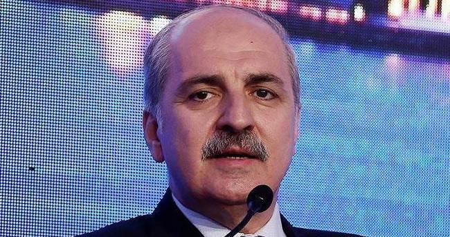 Numan Kurtulmuş'dan Kılıçdaroğlu'na tepki