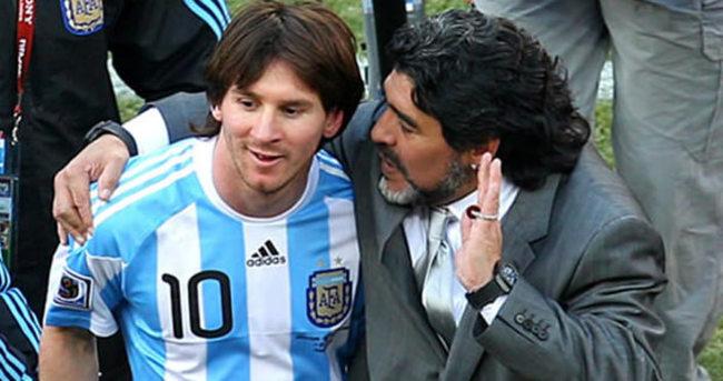 Messi ve Maradona Antalya'da sahaya çıkacak