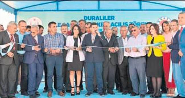 Kepez'e 4'üncü ASM de açıldı