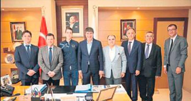 Başkan Molina'dan Antalya'ya destek