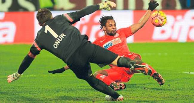 Kapanış maçı Trabzonspor'la