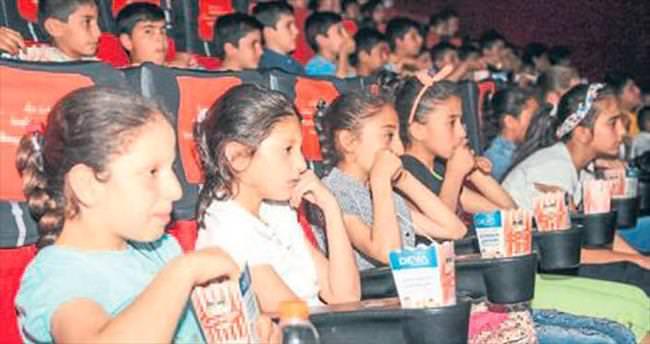 Şehitkamil'den sinema şenliği