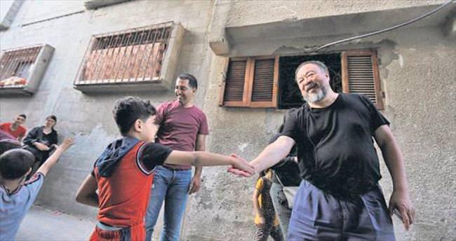 """""""Gazze'siz mülteci belgeseli olmaz"""""""