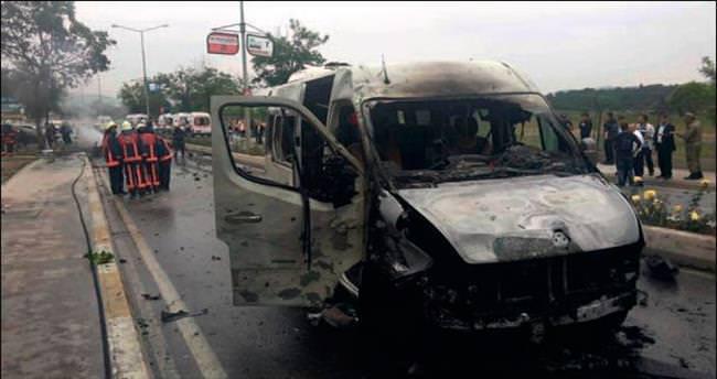 Sancaktepe'de patlama: 8 yaralı