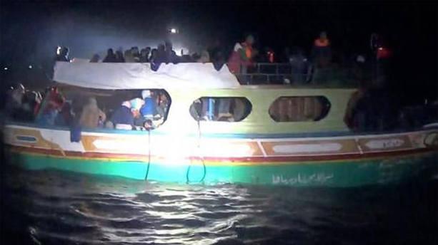 800 sığınmacı kurtarıldı