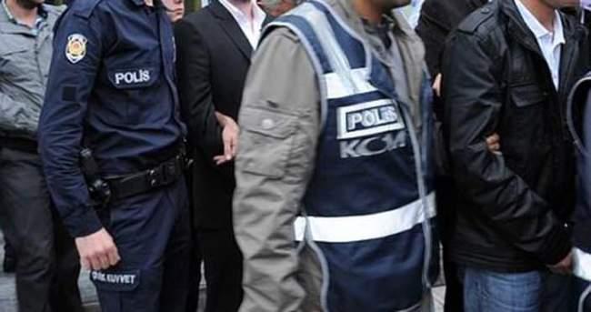 Gözaltına alınan DBP'li ve HDP'li yöneticiler adliyede