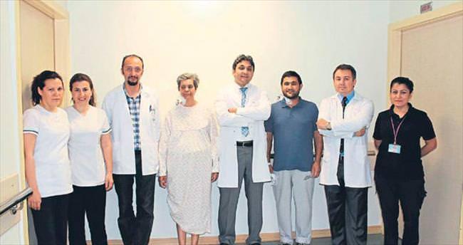 Eğitim Araştırma'da ilk karaciğer nakli