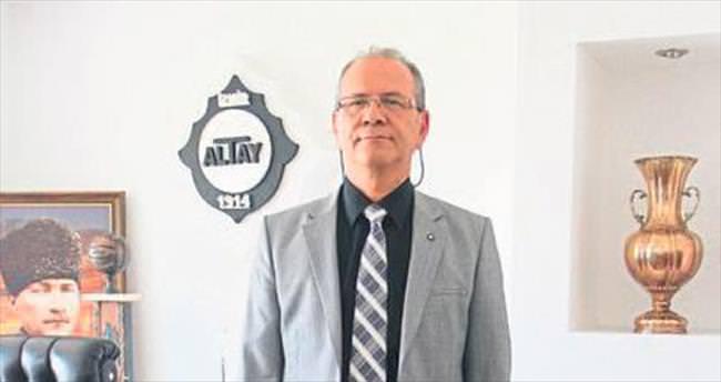 Altay'dan çağrı var
